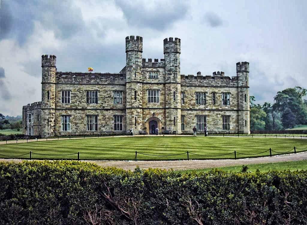 Photo: Leeds Castle.