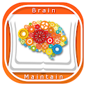 Brain maintain icon