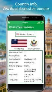 Street View Live, GPS Navigation & Earth Maps 2020 4