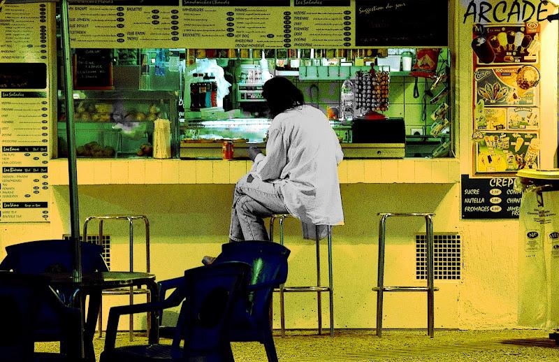 Notte a Cannes di Stefano Mondini