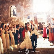 Wedding photographer Dmitriy Shumanev (Yakomasi). Photo of 12.07.2016
