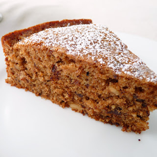 Walnut Tweed Cake