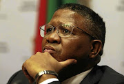Transport minister Fikile Mbalula said the 'millionaire masterclass' offered by a local businessman is 'absolute bulls***'. File photo.