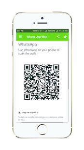Whats Upp Web - náhled