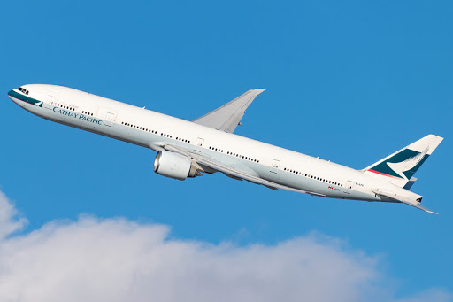 Cathay Pacific Carried Just 774 Passengers Per Day In May