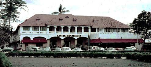 Photo: The New Africa Hotel - Dar es Salaam