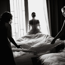 Wedding photographer Valentina Bykova (vabik). Photo of 27.05.2018