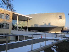 Photo: Aula WAP UAM - tu odbywają się koncerty filharmoniczne