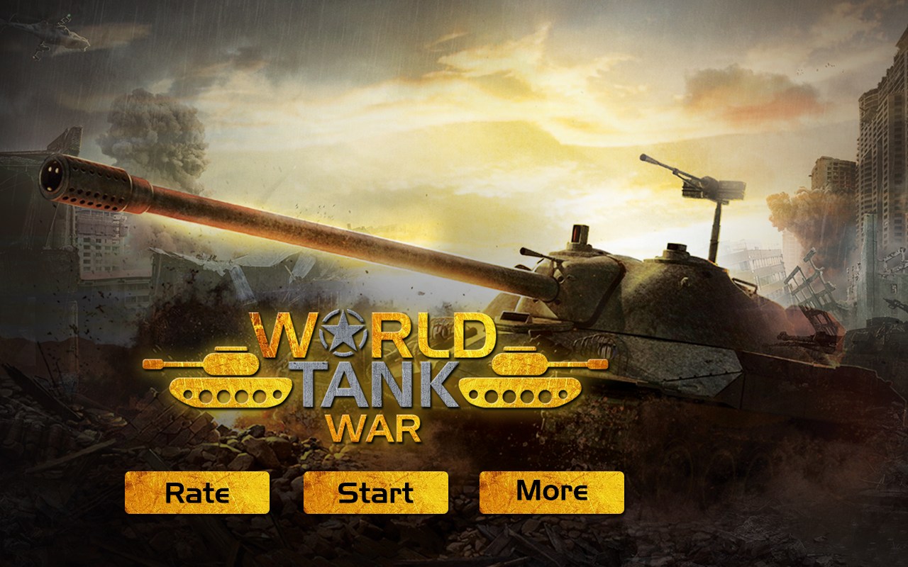 World Tanks War 2016- screenshot