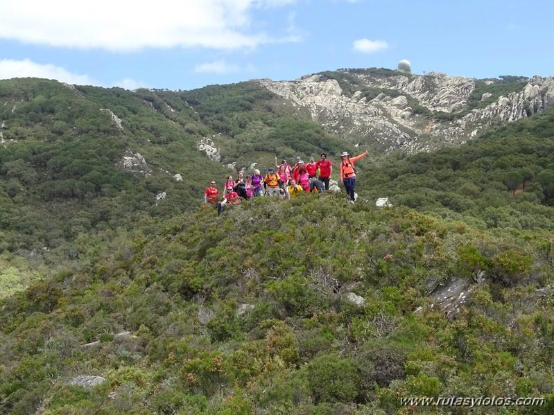 Patrite-Pico del Zapato-Pico del Montero-Canuto del Montero