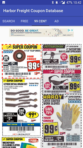 Download Harbor Freight Coupon Database Hfqpdb On Pc Mac With Appkiwi Apk Downloader