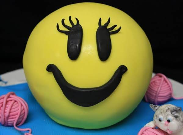 Perfect Happiness Cake