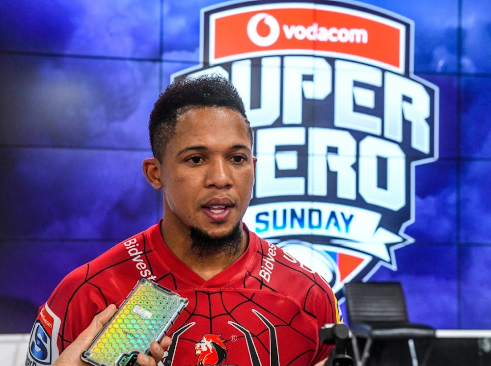 Elton Jantjies unfazed by possibility of leading Lions next season