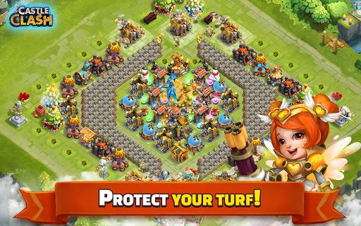 Castle Clash: Brave Squads screenshot 8