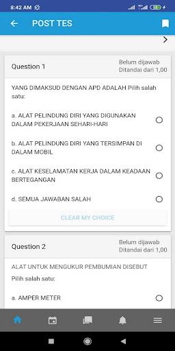E-Learning screenshot 4