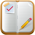 Notebook To Do List Reminder icon