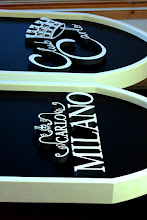 Photo: Custom Signs for Versace New York City by http://www.nicecarvings.com