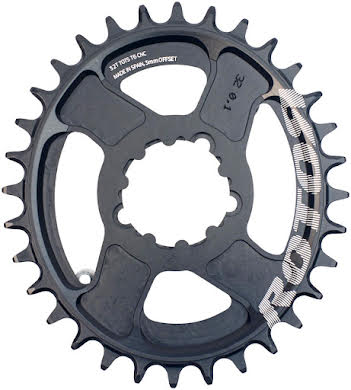 Rotor Q-Ring Boost Direct Mount Oval Chainring: SRAM Cranks alternate image 2