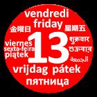 Friday13 icon