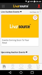 Live Source - náhled