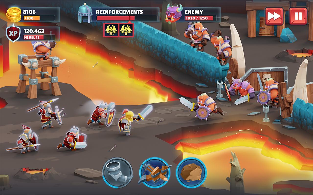 Game of Warriors (Unreleased) – zrzut ekranu