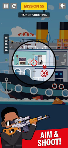 Sniper Captain apktram screenshots 2