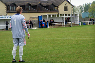 Photo: 08/10/11 v Buckingham Town (United Counties League Div 1) 3-2 - contributed by Gary Spooner