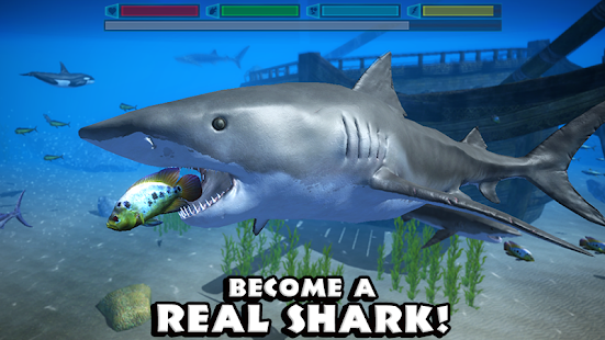 Ultimate Shark Simulator Screenshot