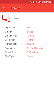 CPU Info 64 Pro Screenshot