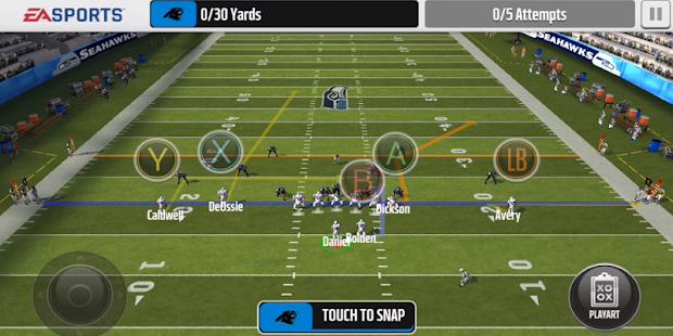 Tips for Madden NFL Football - náhled