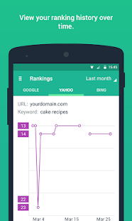 SEO SERP mojo - Rank Tracker- screenshot thumbnail
