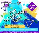 PHB Birthday Bash : Monkey Town