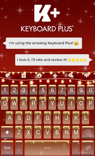 New Year Keyboard