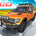 Ranger Raptor Ford Suv Off-Road Driving Simulator icon