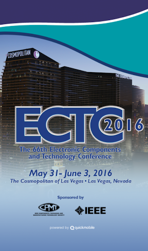 2016 IEEE ECTC Conference