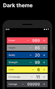 Score Counter – Keep score in any games