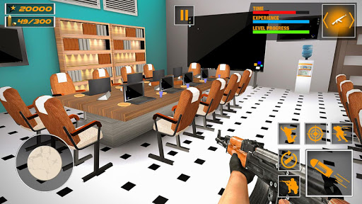 Destroy House Office Supermarket Smash Shooter 1.1 1