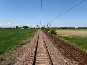 Photo: Szlak Kąty Wrocławskie - Sadowice Wrocławskie