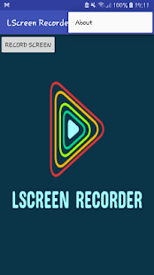 LScreen Recorder - náhled