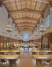 Photo: University of Michigan Law Library, Ann Arbor, MI