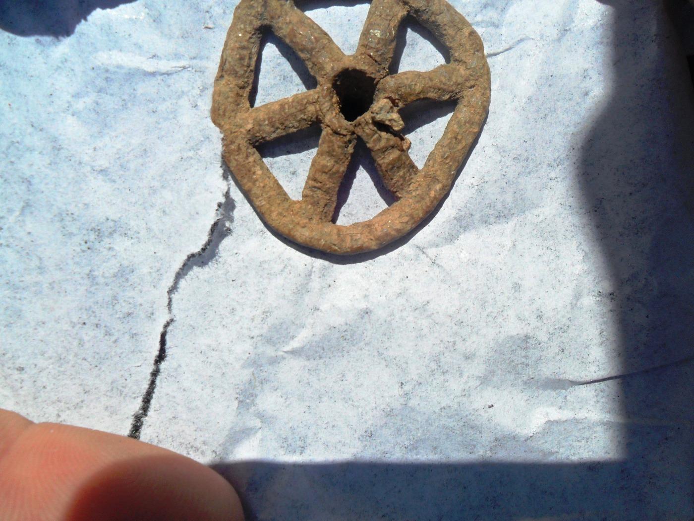 Photo: Reperto 5 scavi Punta di Zambrone