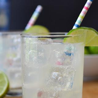 Skinny Key Lime Pie Cocktails