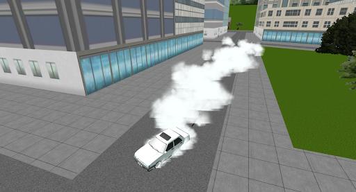 Car Drift Simulaton