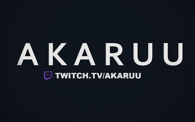 Akaruu Live Extension
