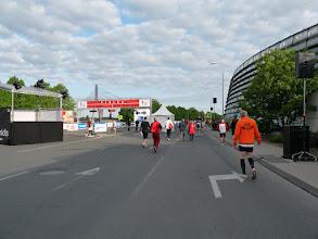 Photo: Riga marathon - voor de wedstrijd