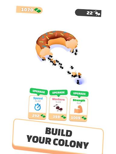 Idle Ants - Simulator Game screenshots 7