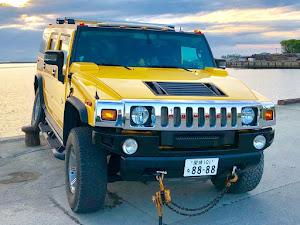 H2  07,HUMMER,LUXPXG三井D車のカスタム事例画像 ヨシクマ🇺🇸🍍さんの2020年05月24日19:04の投稿
