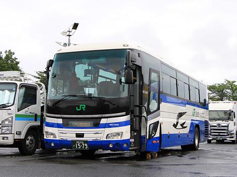 JRバス関東「佐久・小諸3号」 長野1578 上里SAにて