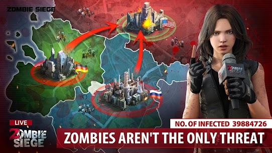 Zombie Siege: 0.1.453 Last Civilization MOD APK (UNLIMITED CASH) 5