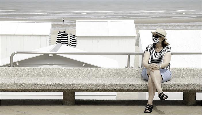 turista attento alla moda...